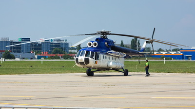 110 - Mil Mi-17-1V Hip - Romania - Unitatea Speciala de Aviatie