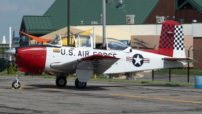 N638LL - Beechcraft A45 Mentor - Private