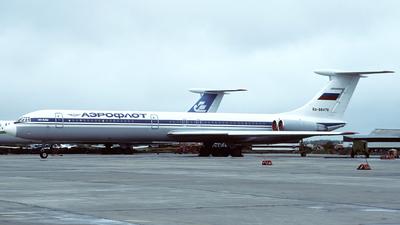 RA-86476 - Ilyushin IL-62M - Aeroflot