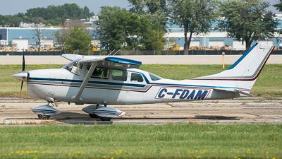 C-FDAM - Cessna 210-5A Centurion - Private