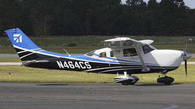 A picture of N464CS - Cessna T206H Turbo Stationair - [T20609164] - © Orlando Suarez