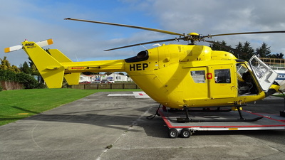 ZK-HEP - MBB-Kawasaki BK117B-2 - Phillips Search & Rescue