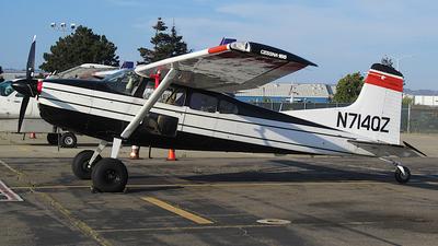 N714QZ - Cessna A185F Skywagon - Private