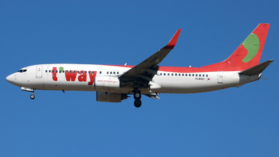 HL8021 - Boeing 737-8GJ - T'Way Air