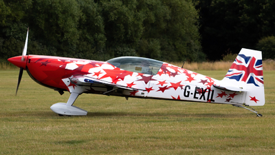 G-EXIL - Extra 300S - Private