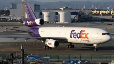 N357FE - McDonnell Douglas MD-10-10(F) - FedEx