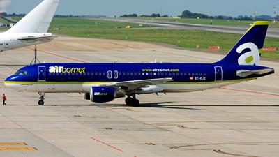 EC-KJC - Airbus A319-111 - Air Comet