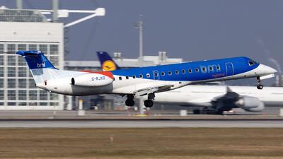 G-RJXD - Embraer ERJ-145EP - bmi Regional