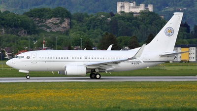 M-LCFC - Boeing 737-7EI(BBJ) - Private