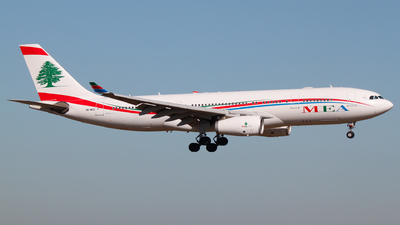 OD-MED - Airbus A330-243 - Middle East Airlines (MEA)