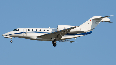 D-BOOC - Cessna 750 Citation X - Air X