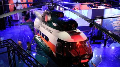 ES-PMC - Mil Mi-8T Hip - Estonia - Border Guard