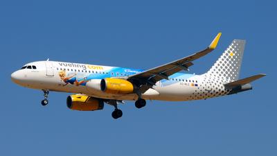 A picture of ECMLE - Airbus A320232 - Vueling - © Rafael Alvarez Cacho