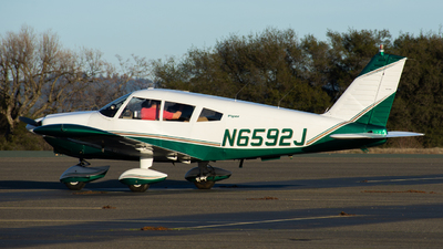 N6592J - Piper PA-28-180 Cherokee - Private
