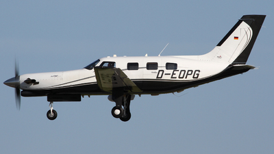 D-EOPG - Piper PA-46-350P Malibu Mirage/Jetprop DLX - Private