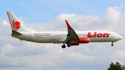 PK-LFU - Boeing 737-9GPER - Lion Air