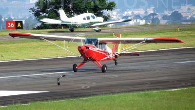 PP-FKW - Aero Boero AB115 - Aero Club - Parana