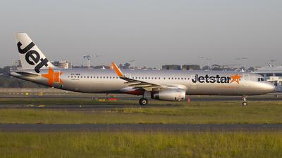 VH-VWQ - Airbus A321-231 - Jetstar Airways
