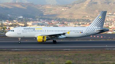 EC-FDB - Airbus A320-211 - Vueling