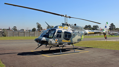 PP-EJI - Bell 206B JetRanger III - Brazil - Government of Parana