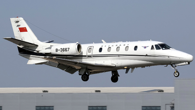 B-3667 - Cessna 560XL Citation XLS - Civil Aviation Administration of China (CAAC)