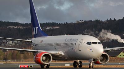 LN-RRN - Boeing 737-783 - Scandinavian Airlines (SAS)
