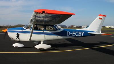 D-ECBY - Reims-Cessna F172H Skyhawk - Private