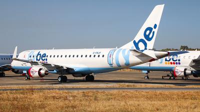 G-FBJF - Embraer 170-200STD - Flybe