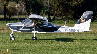 D-MRHH - Tecnam P92 Echo - Higher and Hire