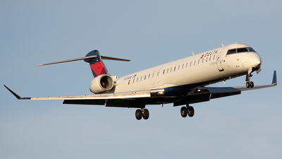 N176PQ - Bombardier CRJ-900ER - Delta Connection (Pinnacle Airlines)