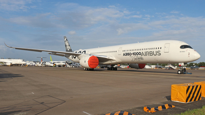 F-WLXV - Airbus A350-1041 - Airbus Industrie