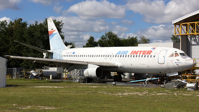 F-BTTI - Dassault Mercure - Air Inter
