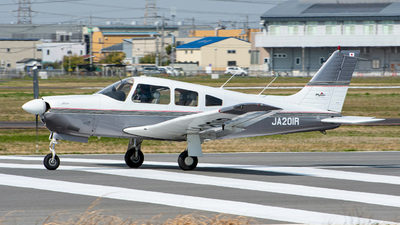 JA201R - Piper PA-28R-201 Arrow - Private