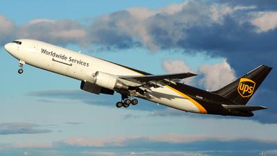 N362UP - Boeing 767-346(ER)(BCF) - United Parcel Service (UPS)