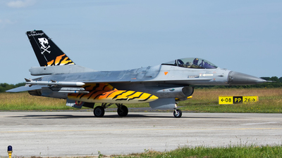 FA-94 - General Dynamics F-16AM Fighting Falcon - Belgium - Air Force