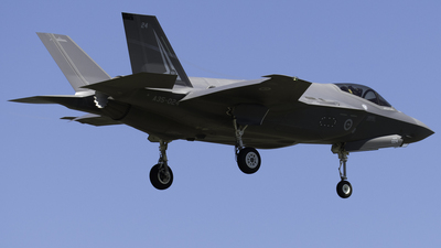 A35-024 - Lockheed Martin F-35A Lightning II - Australia - Royal Australian Air Force (RAAF)