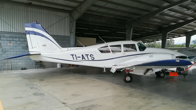 TI-ATS - Piper PA-23-250 Aztec F - Private