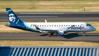 N403SY - Embraer 170-200LR - Alaska Airlines (Skywest Airlines)