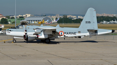 335 - Lockheed P-2V-7 Neptune - France - Navy