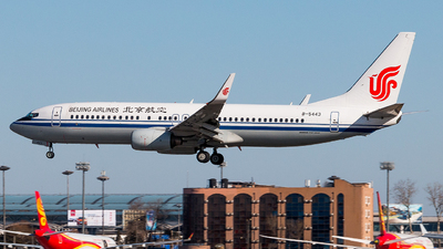 A picture of B5443 - Boeing 73789L -  - © william8252