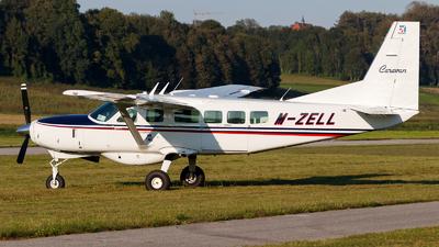 M-ZELL - Cessna 208 Caravan - Private