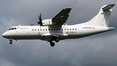 HK-5351-X - ATR 42-600 - EasyFly