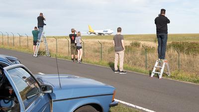 EDFH - Airport - Spotting Location