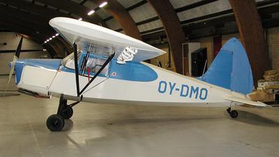 OY-DMO - SAI KZ IIIU-2 - Private