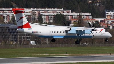 A picture of OELGJ - De Havilland Canada Dash 8400 - Austrian Airlines - © Maximilian Gruber