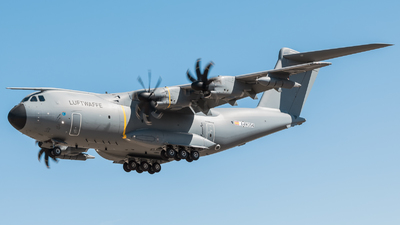 54-11 - Airbus A400M - Germany - Air Force