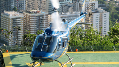 PT-YDY - Bell 206B JetRanger III - Cruzeiro