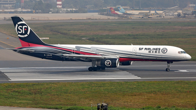 A picture of B2845 - Boeing 7572Z0(PCF) - SF Airlines - © Raihan Ahmed