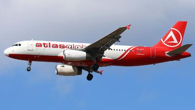 TC-ATT - Airbus A320-233 - AtlasGlobal