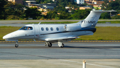 PT-MMP - Embraer 500 Phenom 100 - Private